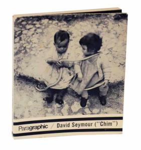 "David Seymour (""CHIM"") Paragraphic, Editor:  Anna Farova – Associate Editors: Cornell Capa & Sam Holmes, New York, NY USA: Grossman Publishers, 1966."