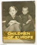Children of Europe, Paris, France: UNESCO, 1949.