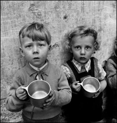 Children S World Chim David Seymour 1911 1956